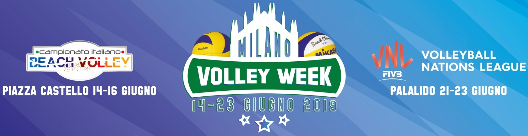 Volley Week